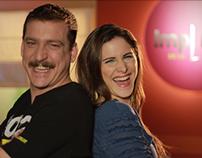 PSTV / Implica2 / TV Show Package Rebrand