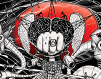 CD ARTWORK - LIBERDADE PRESUMIDA