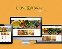Olive Farm Web Site