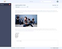 Web Application Design - 24X7