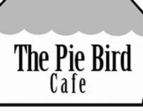 Pie Bird Cafe Business Re-design