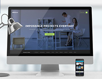 Responsive Showcase Creator - Web Hero