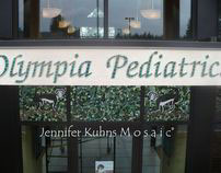 Olympia Pediatrics Clinic Entryway
