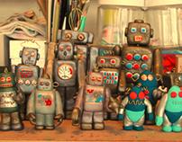 Part 7,8,9,10,11,12, robot
