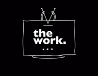 the work tv (intro) ANIMATION