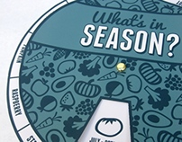 What's in Season? | Infographic