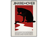 JINXREMOVER gig poster