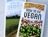 Go Vegan | Brochures