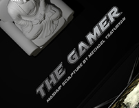 The Gamer (Sculpture)