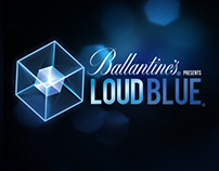 Loud Blue Ballantine's