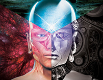 Human Robot God