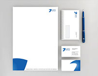 Aero Advertising Agency. Corporate identity.