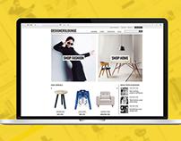 Designers Lounge webshop