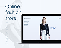 ASAVA Group Shop Website