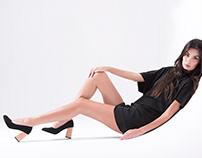 Campaña fotográfica VARENT - calzado femenino.