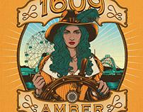 Coney Island: 1609 Amber Ale