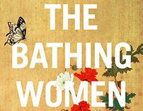 The Bathing Women book cover design