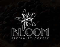 BLOOM | SPECIALTY COFFEE - Logo Design