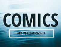 Comics: Art in Relationship