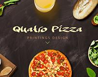 Quattro Pizza Designs