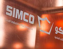 SIMCO Stand - Fabex Saudi Arabia 2016