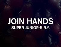 JOIN HANDS SJ-K.R.Y banner