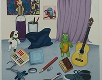 Miniature Painting Series - My Personal Stuff