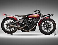 INDIAN Scout Heritage