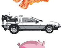 Bacon to the future