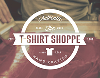 The T-Shirt Shoppe Logo