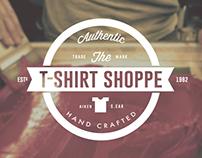 The T-Shirt Shoppe Logo