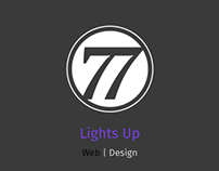 Lights Up | Web