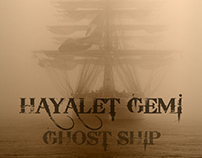 "Poster ""Ghost Ship"""