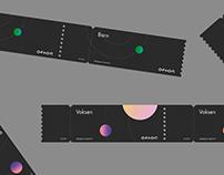 Orion Planetarium corporate identity