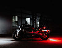 Triumph Rocket 3 | By Sourav Mishra