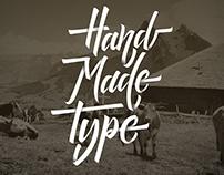 swiss hand made type