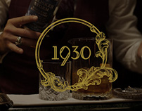 1930 Cocktail Bar | A Novel Menu