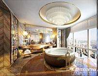 3D interior renderings-2