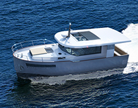 Scandinavia 1050 Motor Yacht