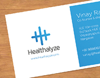 Branding For Healthalyze