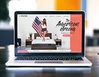 MUSE Landing Page