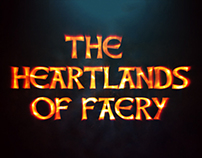 The Rowan Series Book One - The Heartlands of Faery