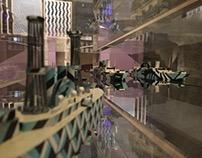 """Exposition """"RAZZLE DAZZLE, l'art contre-attaque"""""""