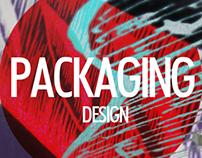 Bread & Burito Packaging Design