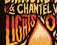 Diamond Thug 'Lights Out' Tour