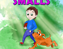 """iLian & Smalls"" children's ebook illustration"
