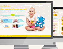 Nestle Social Baby Website
