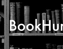 Book Hunter (Library Helper App)
