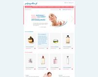 Perfumy / sklep online