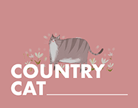 Theme Project for SK Telecom - Country Cat